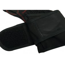 Перчатки для фитнеса мужские STARFIT SU-123, черный