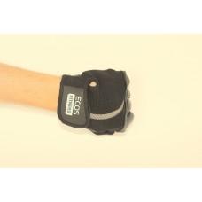 Перчатки для фитнеса мужские Ecos 2114-BLM/BLL/BLXL, черный