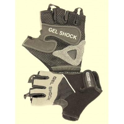 Перчатки для фитнеса мужские Ecos 2117-GRM/GRL/GRXL, серый