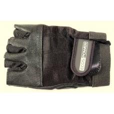 Перчатки для фитнеса мужские Ecos 5103-BLM/BLL/BLXL, черный
