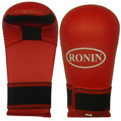 Перчатки для спаринга Ronin, красный, синий, класс Люкс