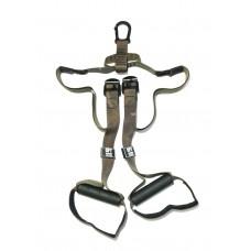 Петли для функционального тренинга хаки SQUAD 300 кг (TRX)