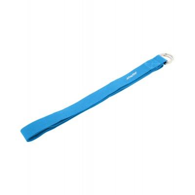 Ремень для йоги STARFIT FA-103, синий