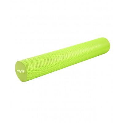 Ролик для йоги и пилатеса STARFIT FA-506, 15х90 см, зеленый