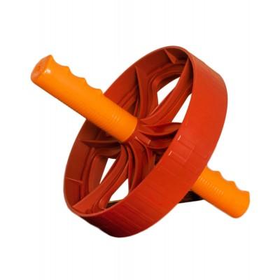 Ролик для пресса 1-колесный большой, широкий