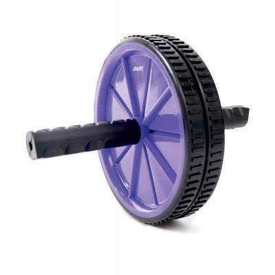 Ролик для пресса STARFIT RL-101, фиолетовый/черный