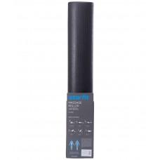 Ролик массажный STARFIT FA-520, 15x90 cм, универсальный, черный