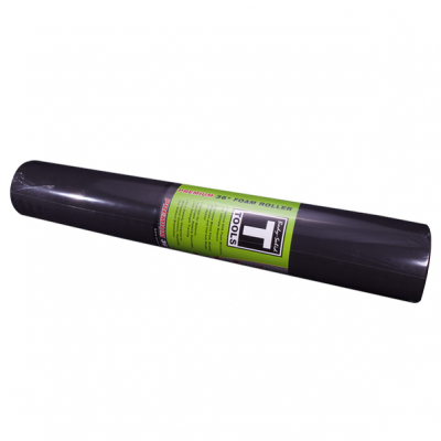 """Цилиндр для пилатес 36""""/91х15 см черный премиум"""