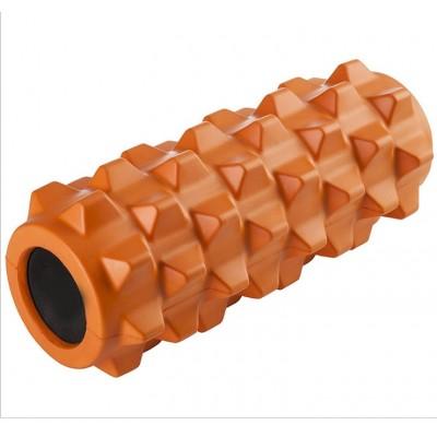 Ролик массажный KN-32, оранжевый