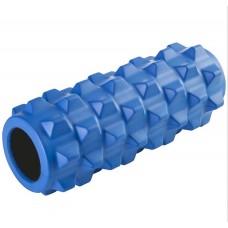 Ролик массажный KN-32, синий