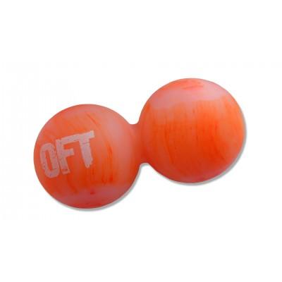 Массажный мяч для МФР двойной