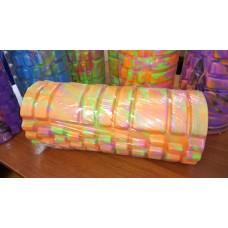 Ролик массажный 33х15 см KN1035 33х15 см оранжевый