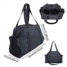 Спортивная сумка для йоги Sky Mydays, черная