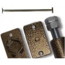 Турник раздвижной  металл 100-120 см