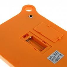 Весы кухонные электронные ENERGY EN-411 оранжевые