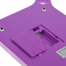 Весы кухонные электронные ENERGY EN-411 фиолетовые