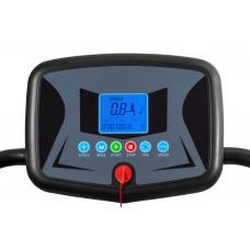 Беговая дорожка VictoryFit-500 black, электрическая